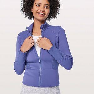 lululemon front and centre jacket